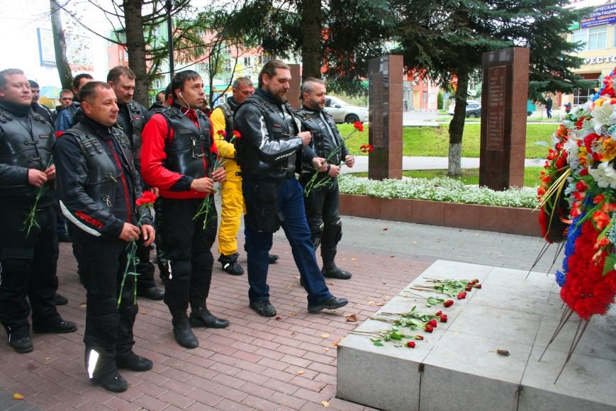 Байкеры Троицка закрыли мотосезон, фото-3