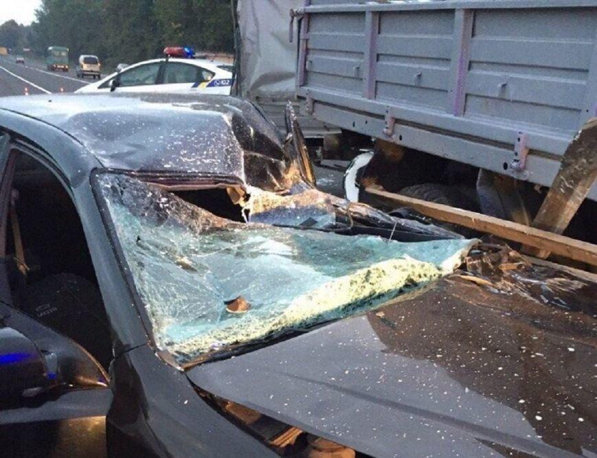 На автодорозі Львів – Шегині під час ДТП одна людина загинула, ще четверо травмовані (ФОТО), фото-3