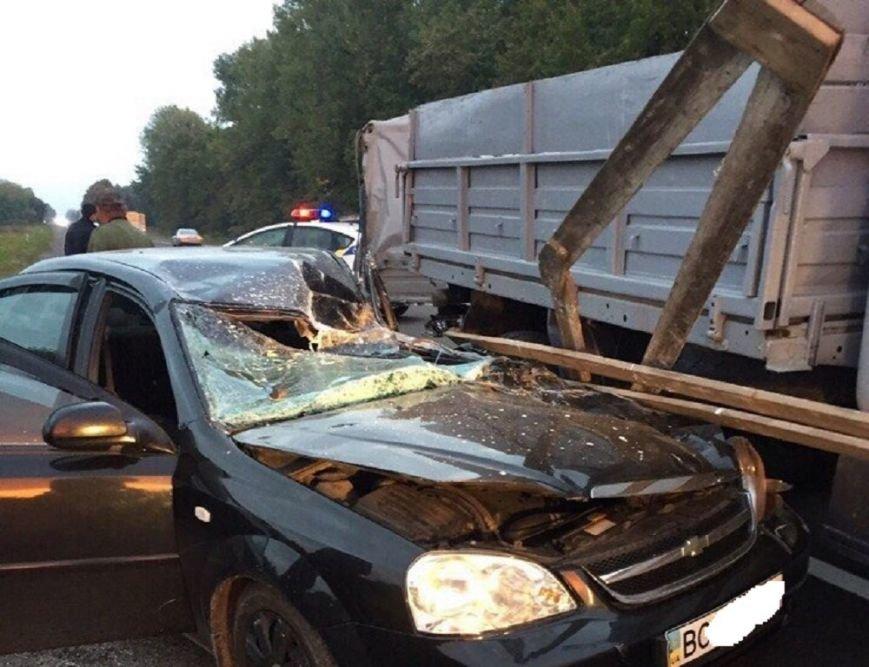 На автодорозі Львів – Шегині під час ДТП одна людина загинула, ще четверо травмовані (ФОТО), фото-4
