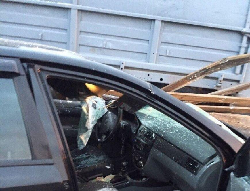 На автодорозі Львів – Шегині під час ДТП одна людина загинула, ще четверо травмовані (ФОТО), фото-2