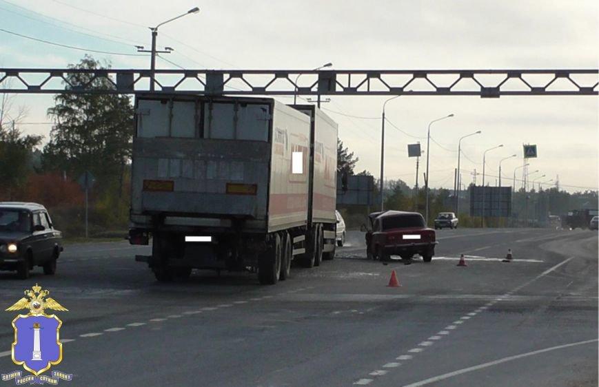 В Новоспасском районе из-за невнимательности водителя погиб мужчина. ФОТО, фото-1