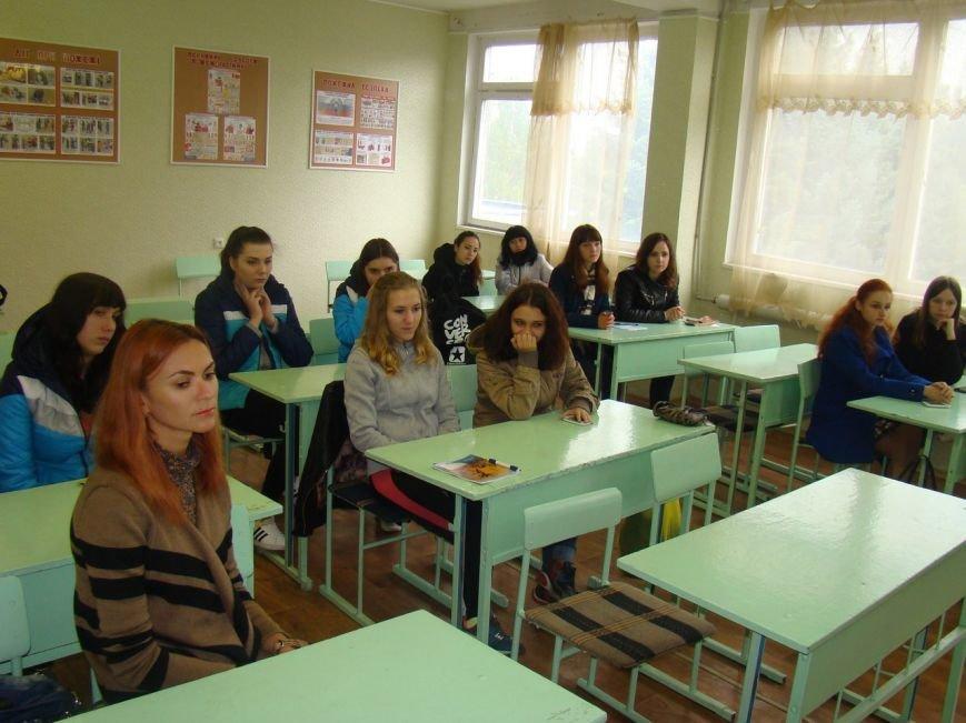 Краматорские ученики овладели навыками оказания первой помощи, фото-1