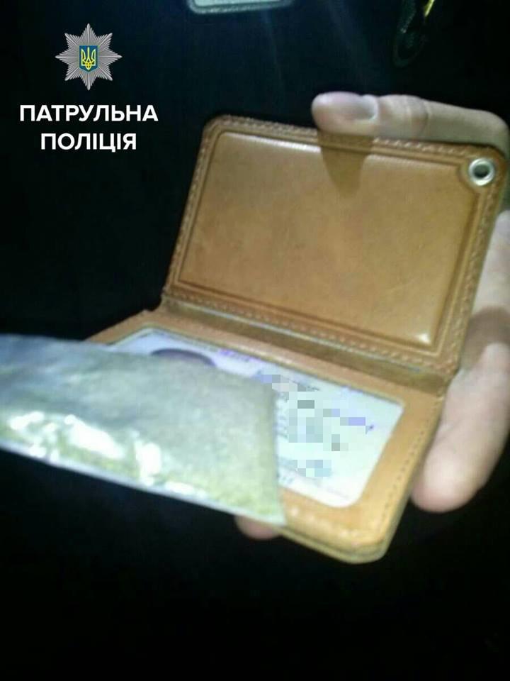 В Кропивницком мужчина угрожал полицейским физической расправой (ФОТО), фото-1