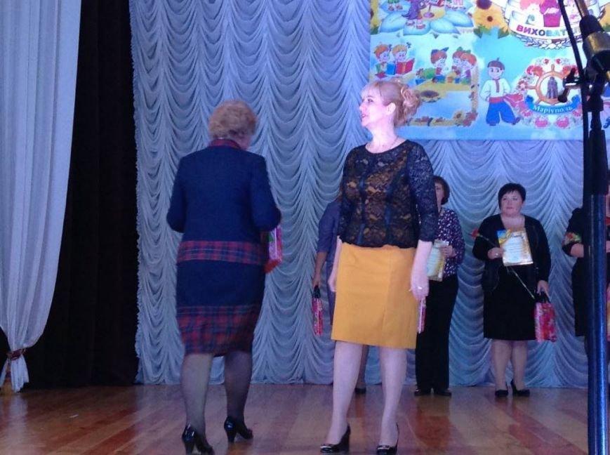Мариупольские воспитатели  опередили учителей, отметив профессиональный праздник (ФОТО), фото-5