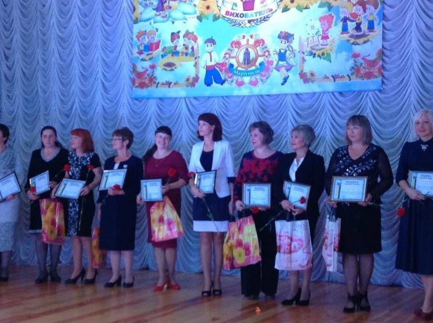 Мариупольские воспитатели  опередили учителей, отметив профессиональный праздник (ФОТО), фото-6