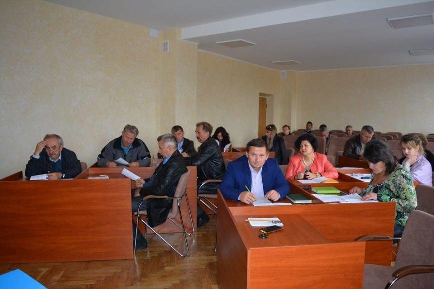 Новоград-Волинська районна рада готується до чергової сесії, фото-1