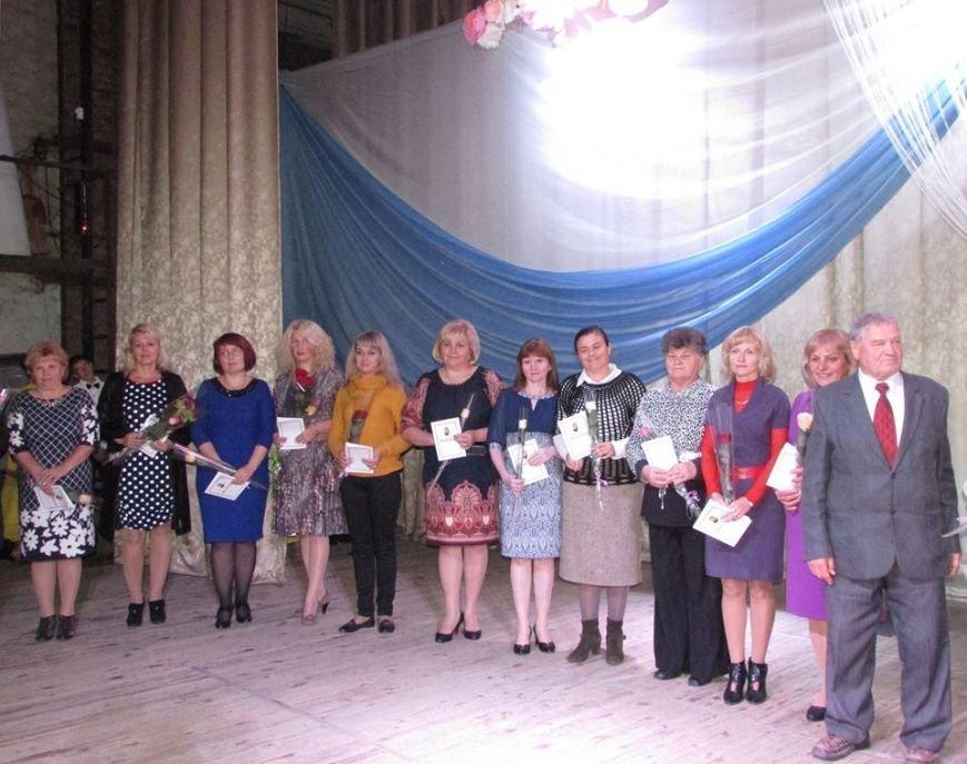 У Новограді-Волинському привітали освітян із професійним святом, фото-1
