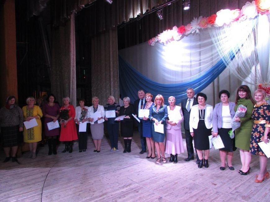 У Новограді-Волинському привітали освітян із професійним святом, фото-6