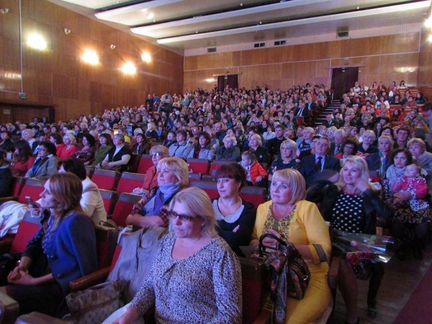 У Новограді-Волинському привітали освітян із професійним святом, фото-5