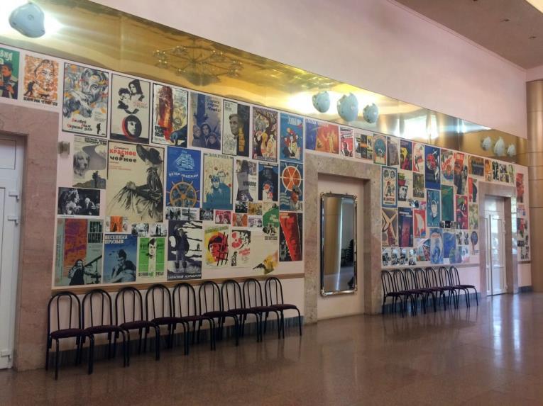 Выставка личной коллекции киноафиш Александра Мусиенко проходит на Сахалине, фото-3
