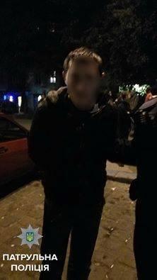 Патрульні Франківська знайшли підозрюваного, який пропав на Полтавщині, фото-1