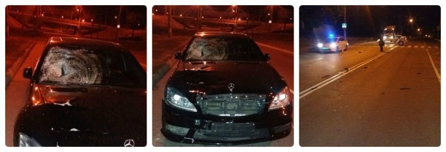 У Хмельницькому минулої ночі два водія накоїли лиха (Фото), фото-1