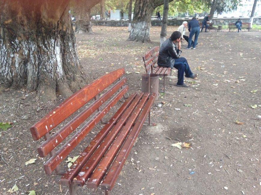 Позор Симферополя – детская площадка возле Дворца детского и юношеского творчества (ФОТОФАКТ), фото-4