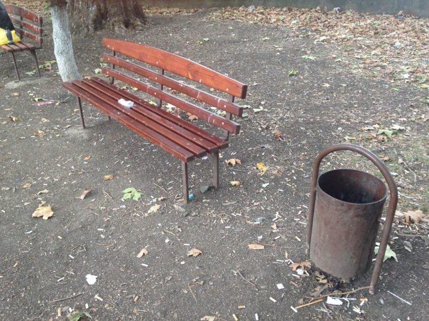 Позор Симферополя – детская площадка возле Дворца детского и юношеского творчества (ФОТОФАКТ), фото-3