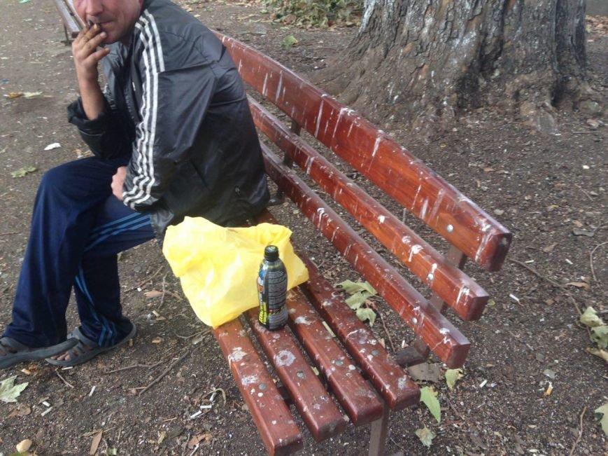 Позор Симферополя – детская площадка возле Дворца детского и юношеского творчества (ФОТОФАКТ), фото-5