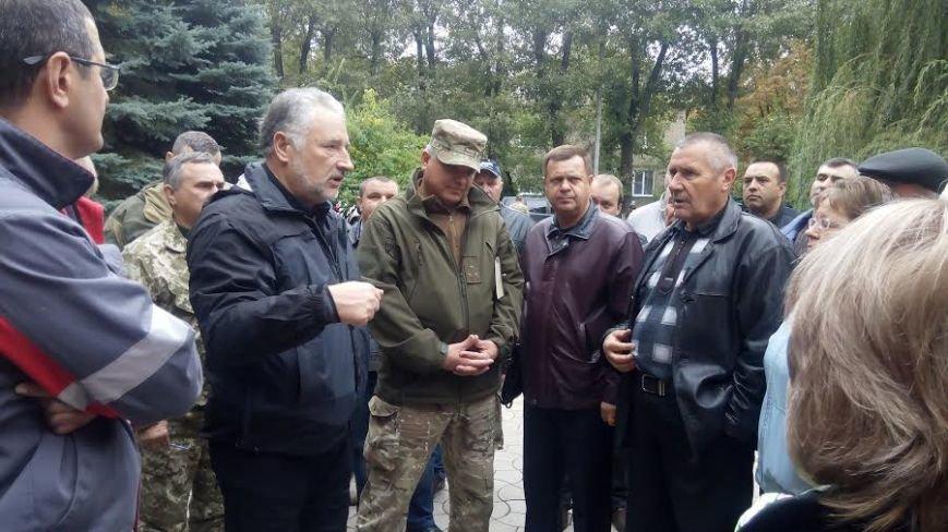 Авдеевку с рабочим визитом посетил губернатор (ФОТО), фото-1