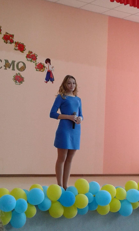 В Авдеевке проходит  творческая встреча Богдана Бенюка с авдеевскими школьниками (ВИДЕО/ФОТО), фото-14