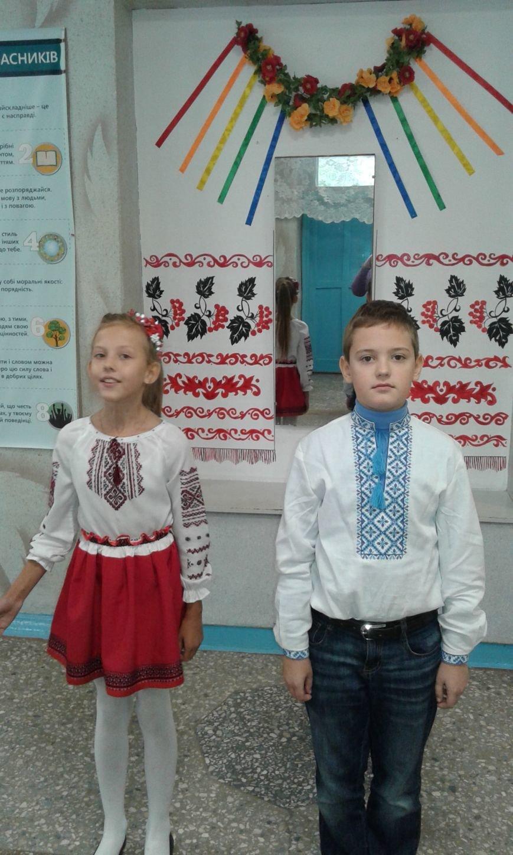 В Авдеевке проходит  творческая встреча Богдана Бенюка с авдеевскими школьниками (ВИДЕО/ФОТО), фото-2