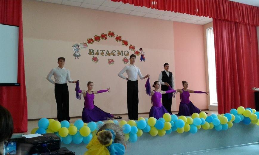 В Авдеевке проходит  творческая встреча Богдана Бенюка с авдеевскими школьниками (ВИДЕО/ФОТО), фото-13