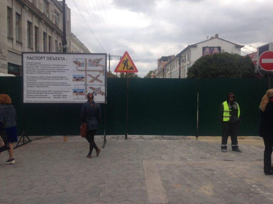 По ту сторону забора: реконструкция центра Симферополя (ФОТОФАКТ), фото-7