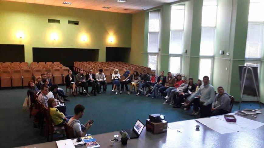 Краматорская Академия приняла участие в программе «Молодежный работник», фото-1