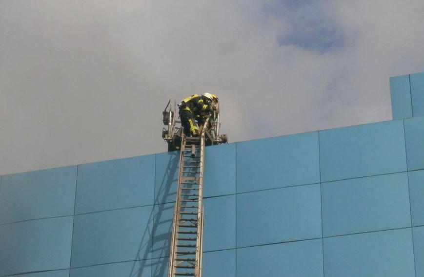 В кинотеатре торгового центра Мариуполя тушили условный пожар (ФОТО, ВИДЕО), фото-4