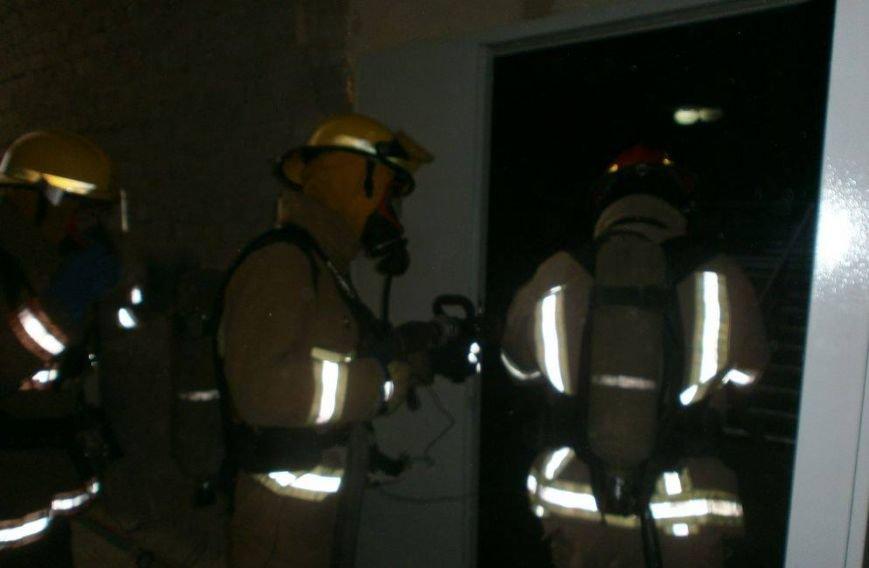 В кинотеатре торгового центра Мариуполя тушили условный пожар (ФОТО, ВИДЕО), фото-1