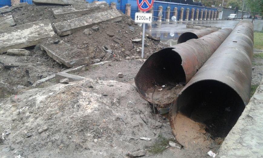 Типичная Авдеевка:  накануне старта отопительного сезона  в городе начали ремонт теплотрассы (ФОТОФАКТ), фото-2