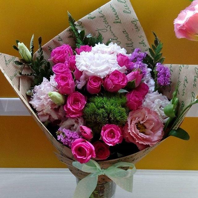 Цветочные композиции ко Дню учителя от 60 грн!, фото-1