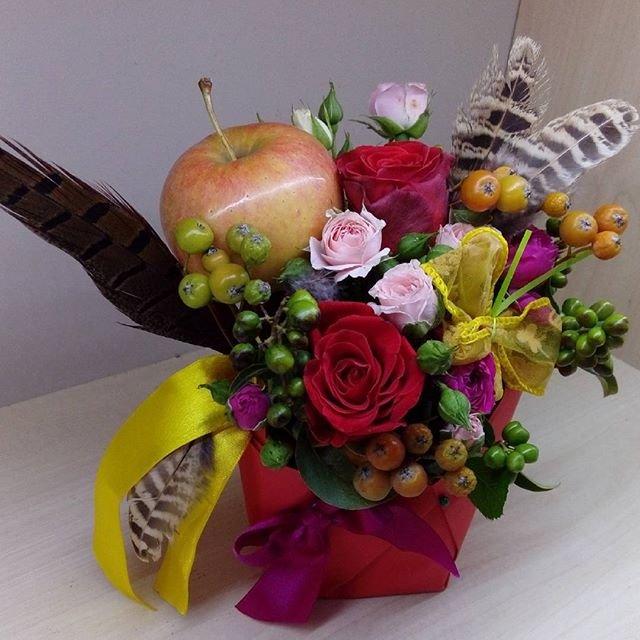 Цветочные композиции ко Дню учителя от 60 грн!, фото-3