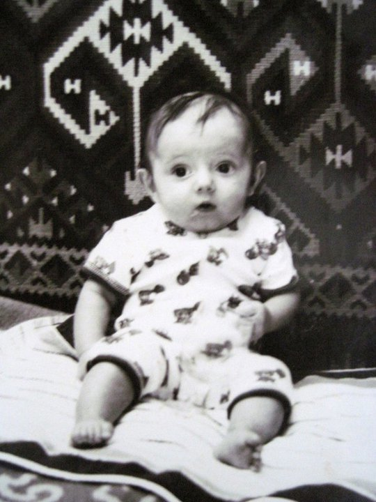 Як в дитинстві виглядали відомі франківчани (ФОТО), фото-5