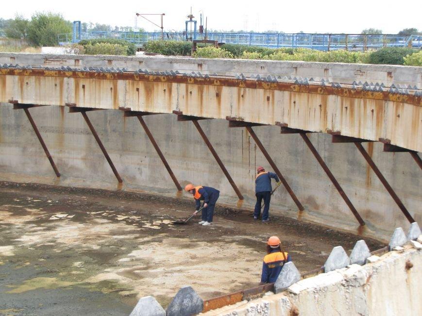 Кто ответит за срыв графика реконструкции очистных сооружений в Мелитополе? (фото), фото-4
