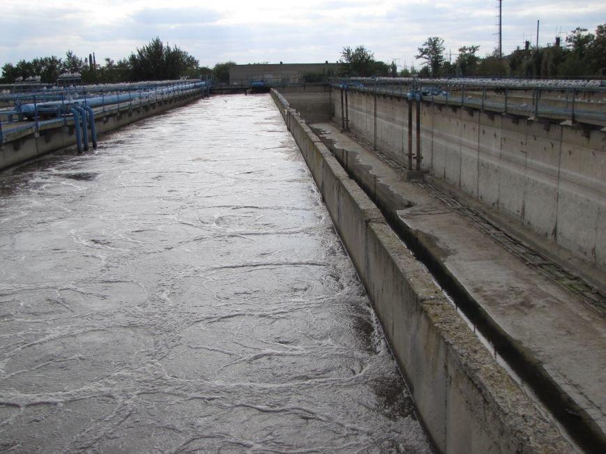 Кто ответит за срыв графика реконструкции очистных сооружений в Мелитополе? (фото), фото-6