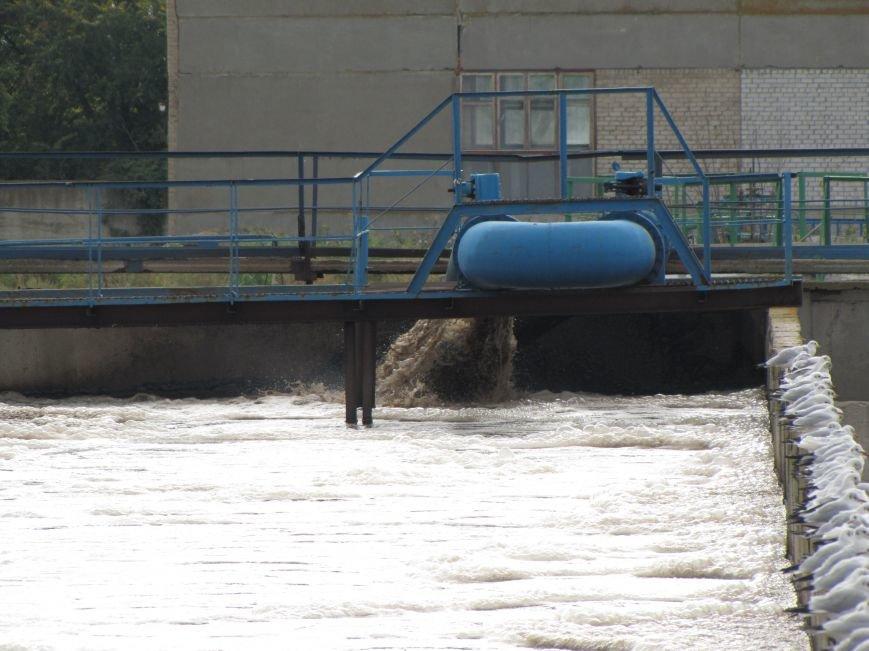 Кто ответит за срыв графика реконструкции очистных сооружений в Мелитополе? (фото), фото-3