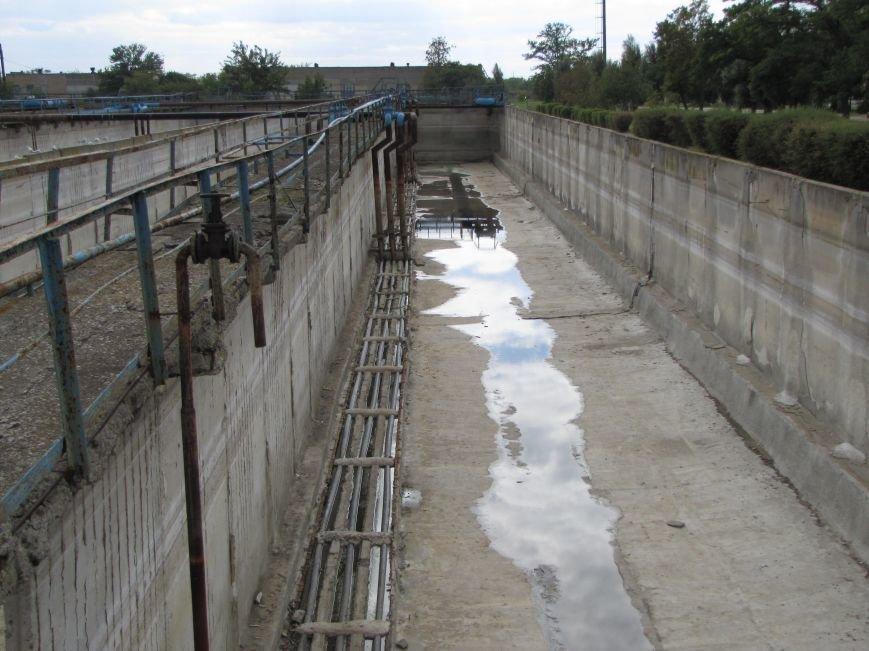 Кто ответит за срыв графика реконструкции очистных сооружений в Мелитополе? (фото), фото-2