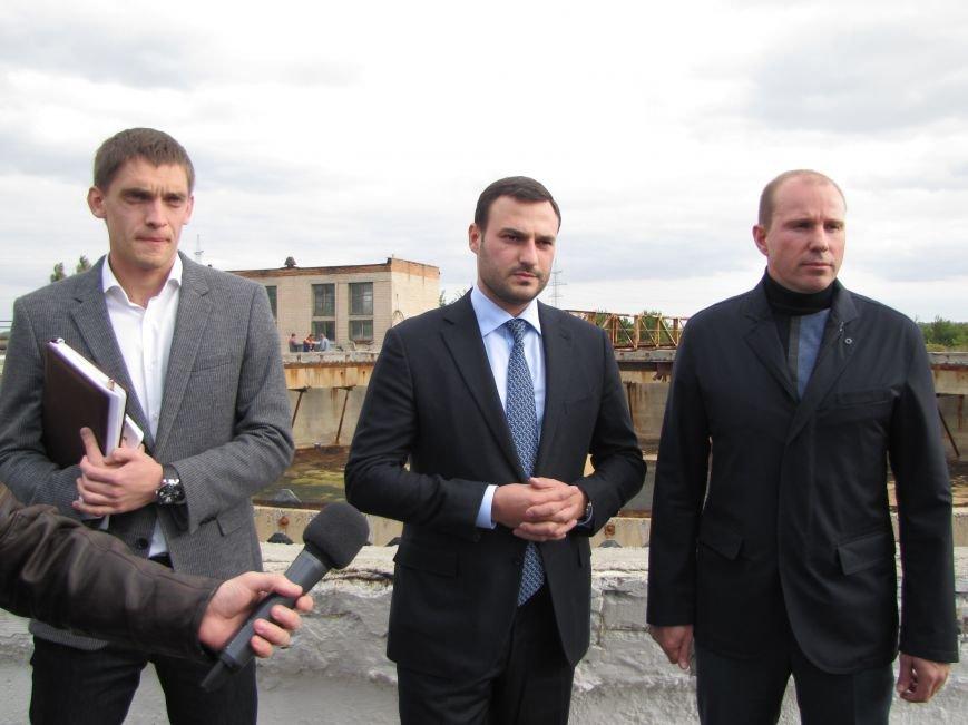 Кто ответит за срыв графика реконструкции очистных сооружений в Мелитополе? (фото), фото-7