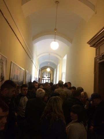 На сесію міської ради прийшли учасники АТО (ФОТО), фото-3
