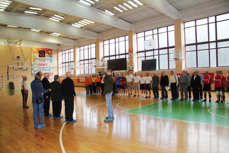 Место встречи – Полевской: ветераны двух металлургических предприятий приняли участие в спортивных соревнованиях, фото-2