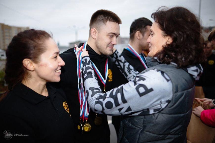 Впервые сыктывкарцы приняли участие в Boot camp 2016, фото-5