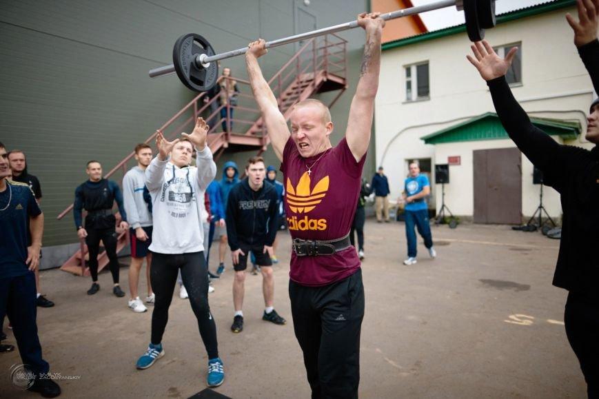 Впервые сыктывкарцы приняли участие в Boot camp 2016, фото-4