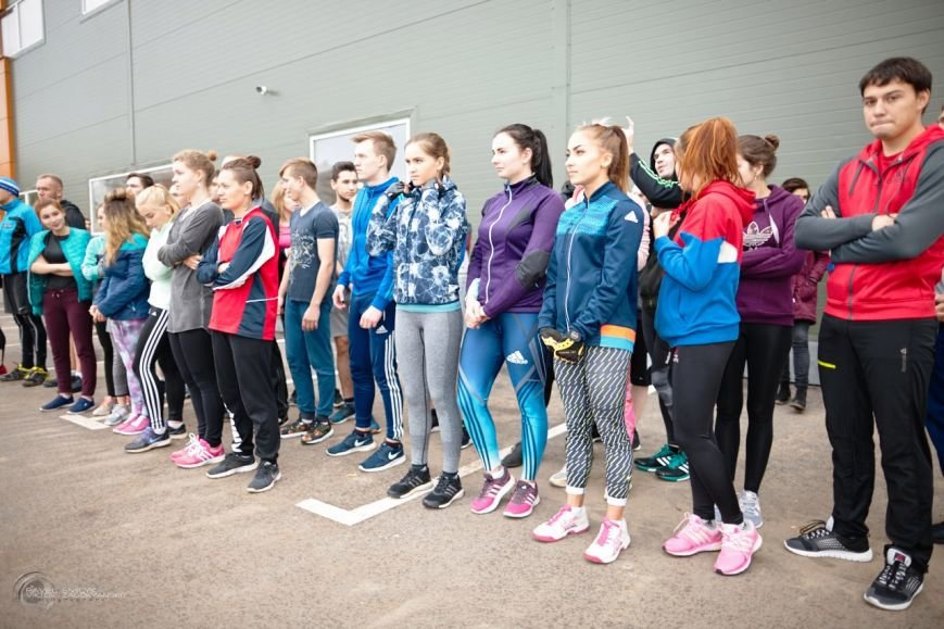 Впервые сыктывкарцы приняли участие в Boot camp 2016, фото-1