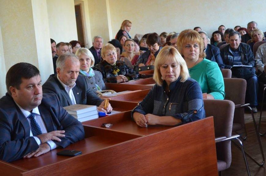 Освітянська родина Новоград-Волинського району відзначила своє професійне свято, фото-4