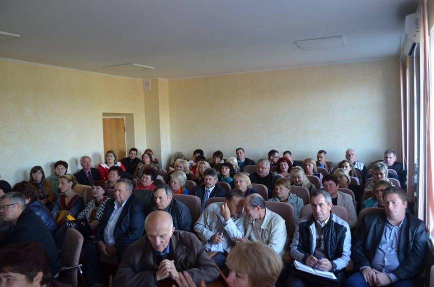 Освітянська родина Новоград-Волинського району відзначила своє професійне свято, фото-3