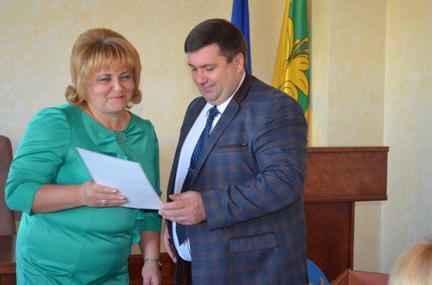 Освітянська родина Новоград-Волинського району відзначила своє професійне свято, фото-1