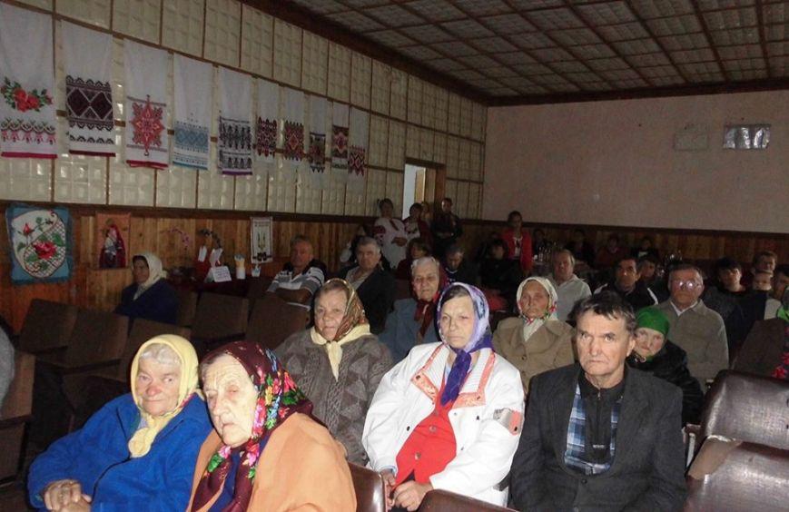 В Новоград-Волинському районі відбулося свято-зустріч з ветеранами війни та праці, фото-3