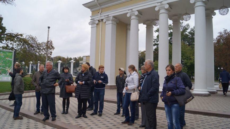 Парки Краматорска будут реконструироваться по харьковскому образцу, фото-1