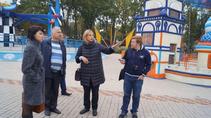 Парки Краматорска будут реконструироваться по харьковскому образцу, фото-2