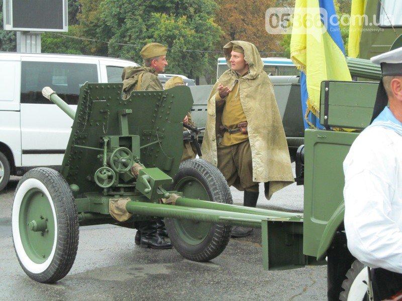 На митинге, посвящённом 73-летию освобождения Кременчуга, сын освободителя рассказал о том, как это было (фото и видео), фото-2