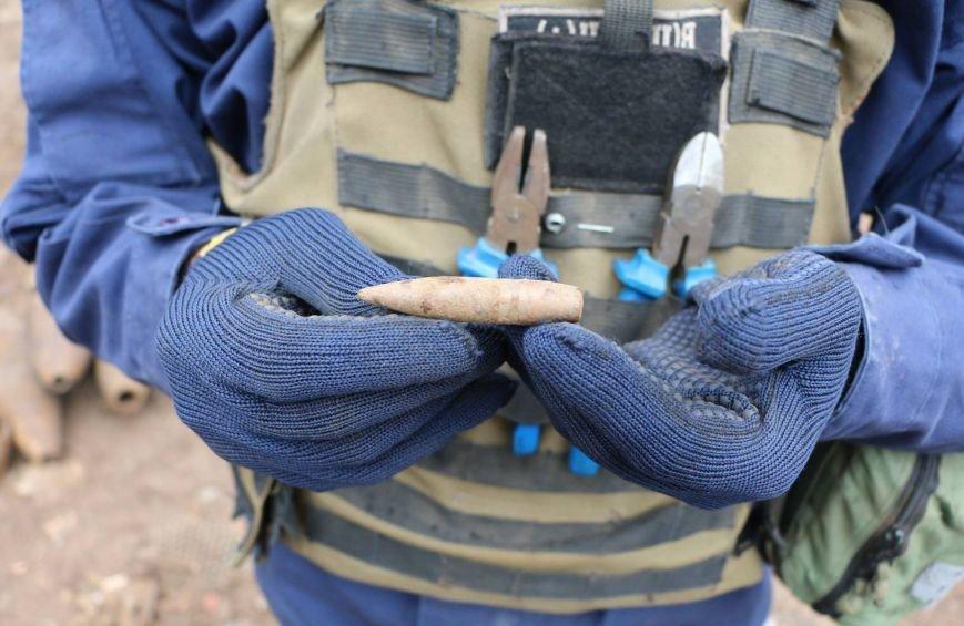 """В Мариуполе на территории """"Азовстали"""" нашли авиационные бомбы(ФОТО), фото-6"""