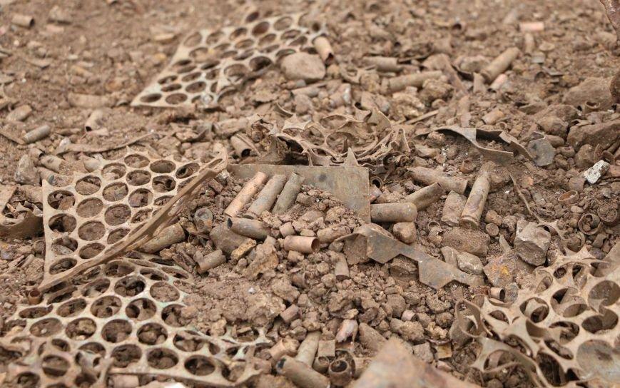 """В Мариуполе на территории """"Азовстали"""" нашли авиационные бомбы(ФОТО), фото-4"""
